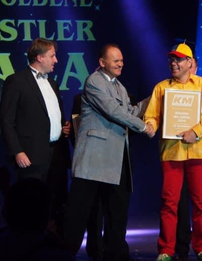 Künstler-Magazin KM gedu-Verlag - Künstler des Jahres